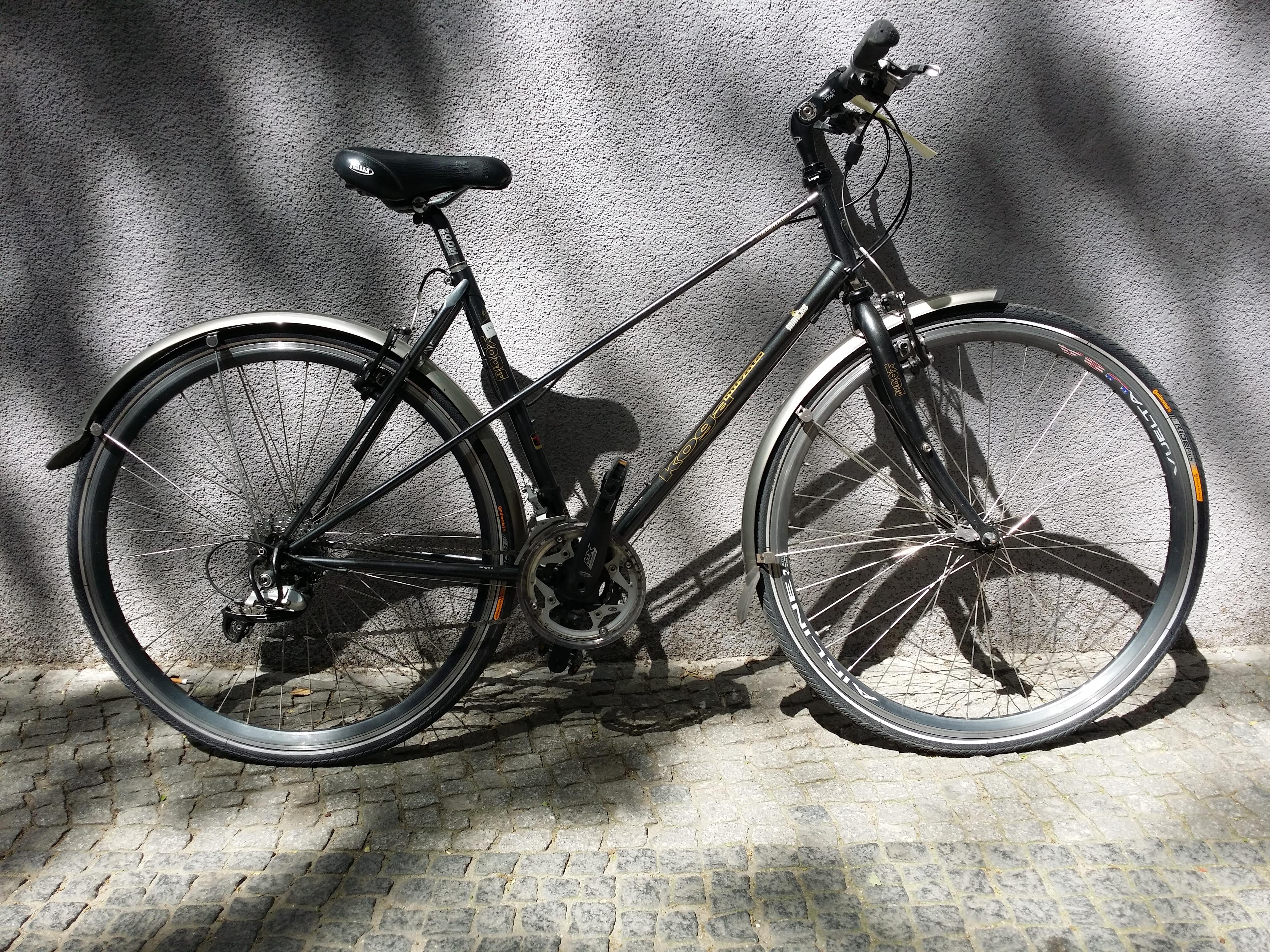 hochwertiges gebrauchtes Treckingrad von Koga Myata