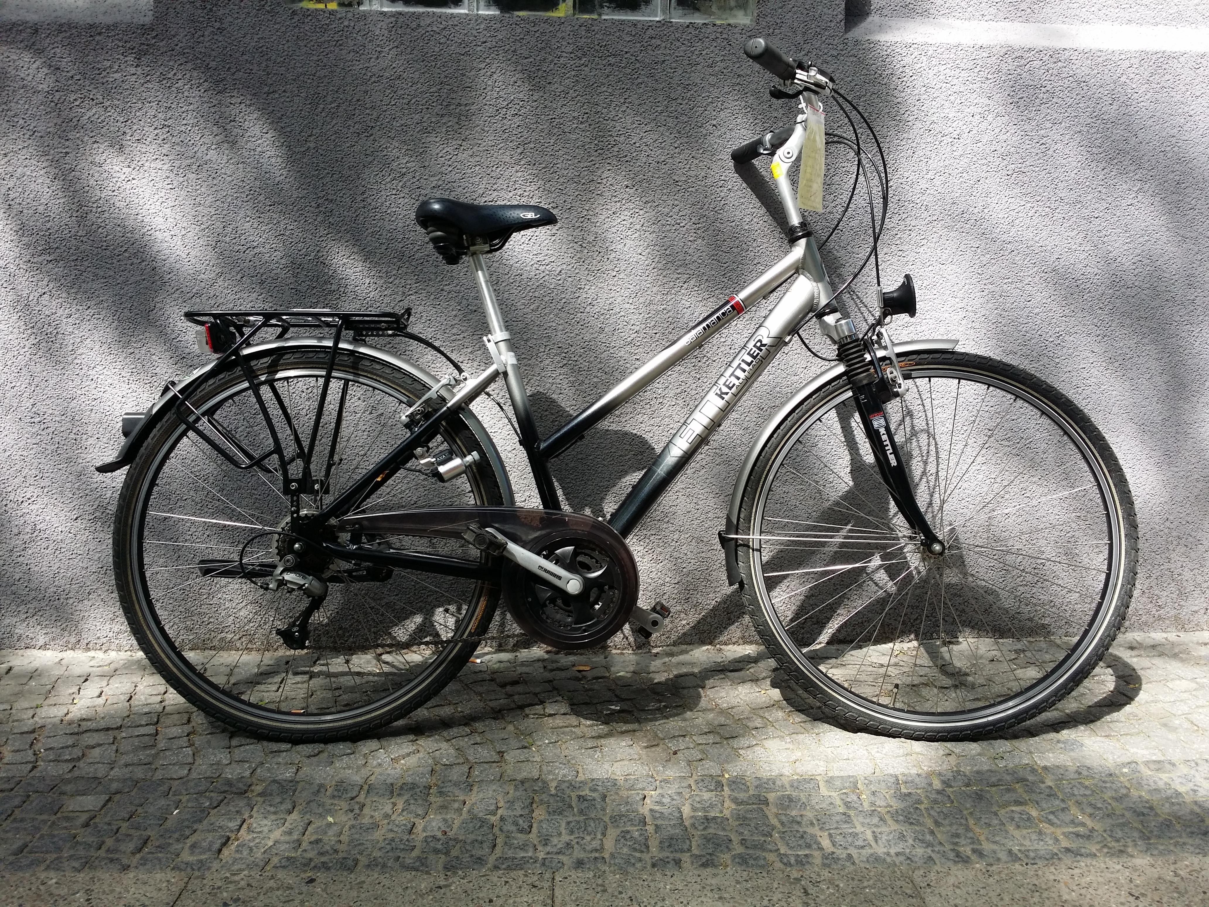 Gebrauchtes Kettler Damenrad