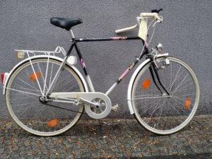 Retro-Fahrrad