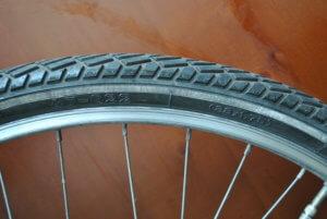 Hier findest Du die Reifengröße