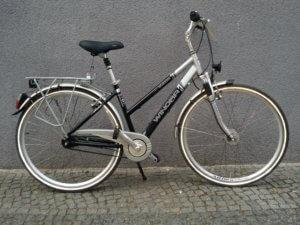 Damen-Trekkingrad, gut erhalten