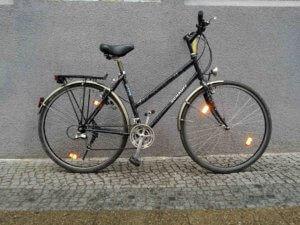 Damen-Trekkingrad, gebraucht