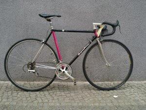 gut erhaltenes Rennrad für kleine Personen