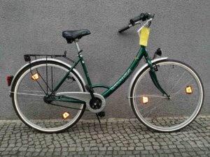 Tiefeinsteiger-Damenrad