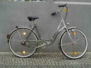 Gebrauchtes Hollandrad, großer Rahmen