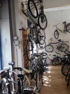 gebrauchte MTBs und gebrauchte Rennräder, gebrauchte Kinderräder im Fahrradladen
