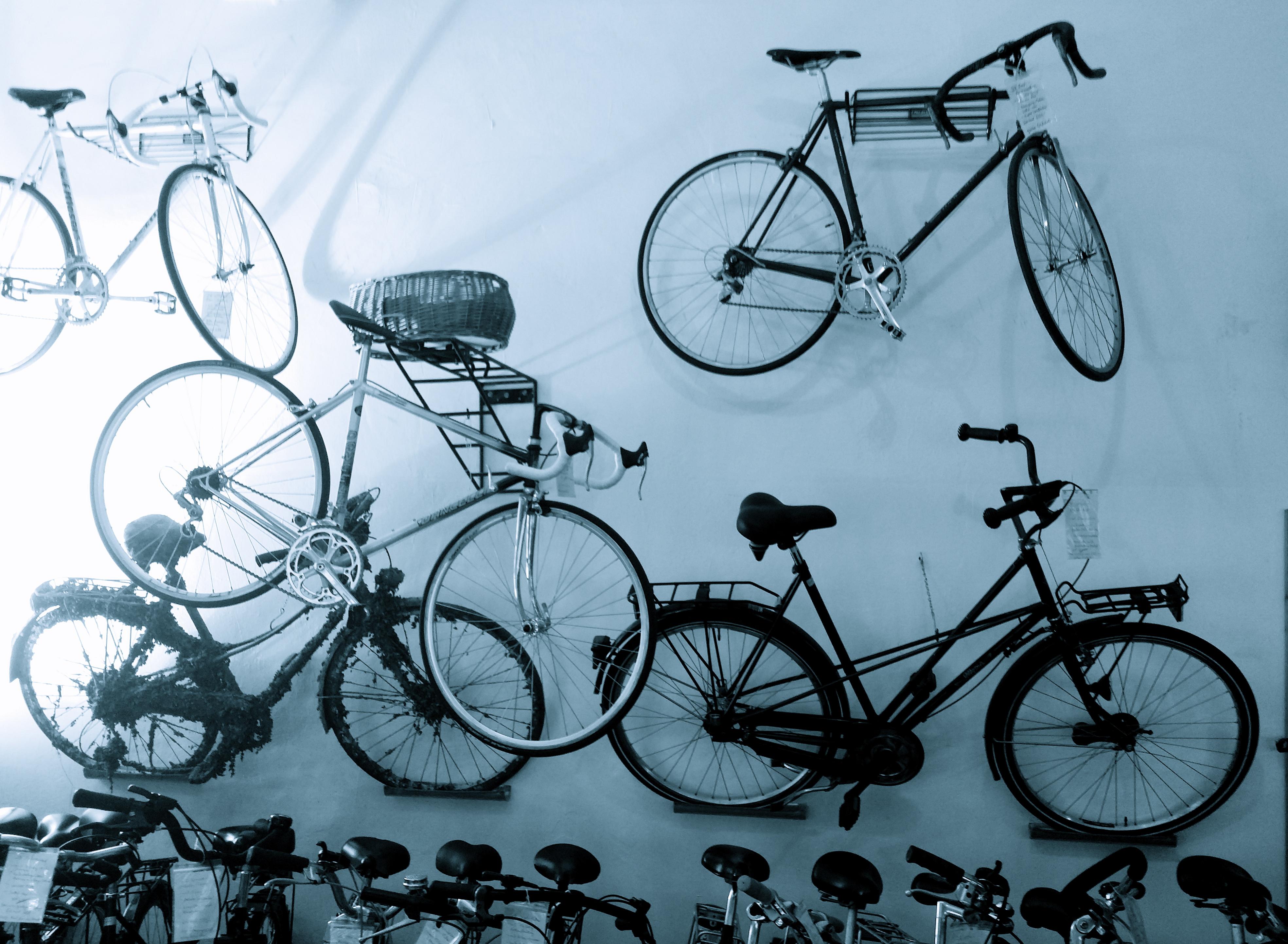 Gebrauchte Fahrräder in Berlin