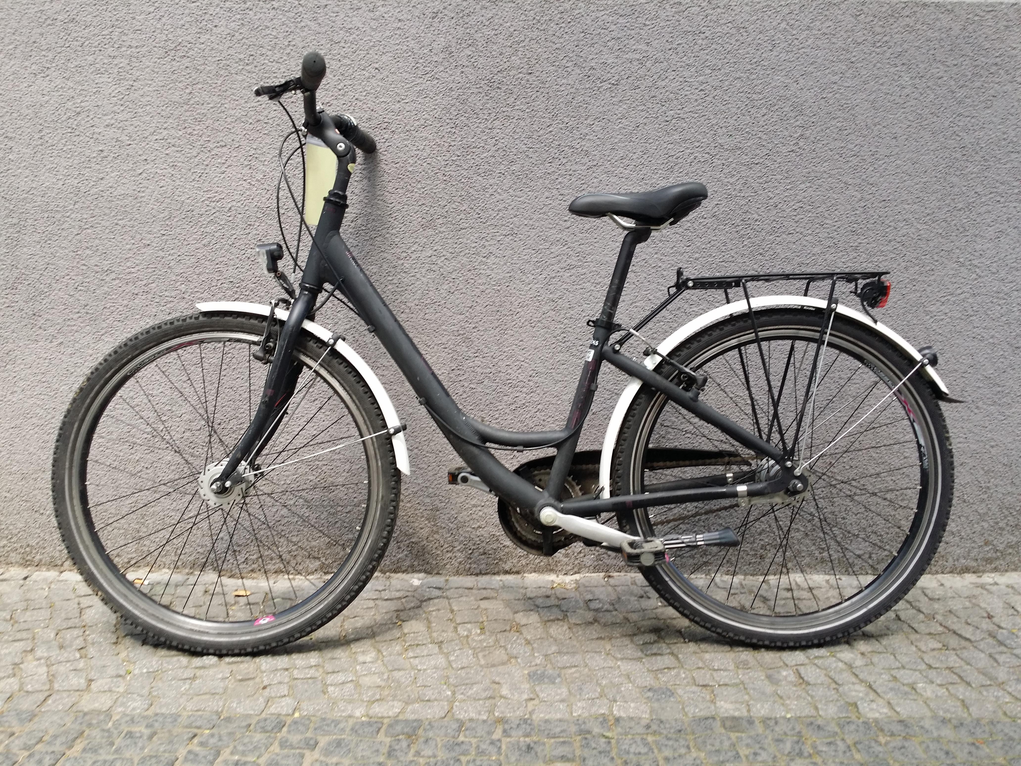 gebrauchtes 26' Damenrad