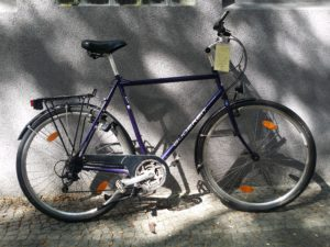 Gebrauchtes großes Trekkingrad
