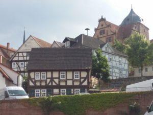 Wieder zurück in Schlitz