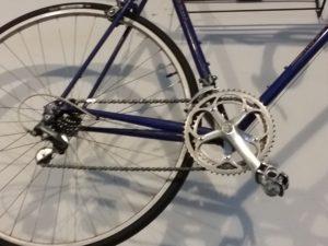 Antrib vom Fahrrad