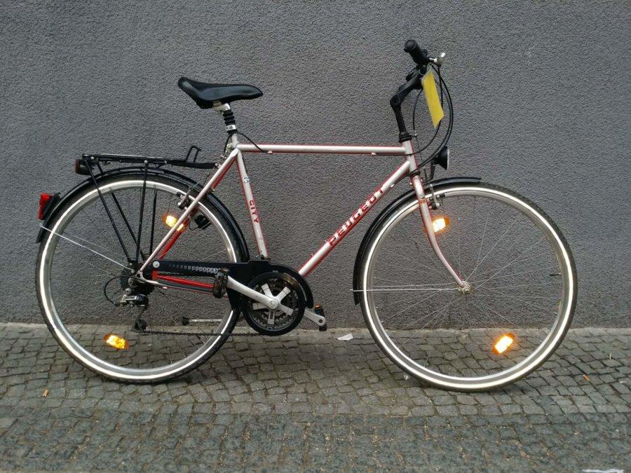 Peugeot Trekkingrad, gebraucht