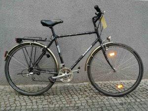 Gebrauchtes sehr gut erhaltenes Trekkingrad